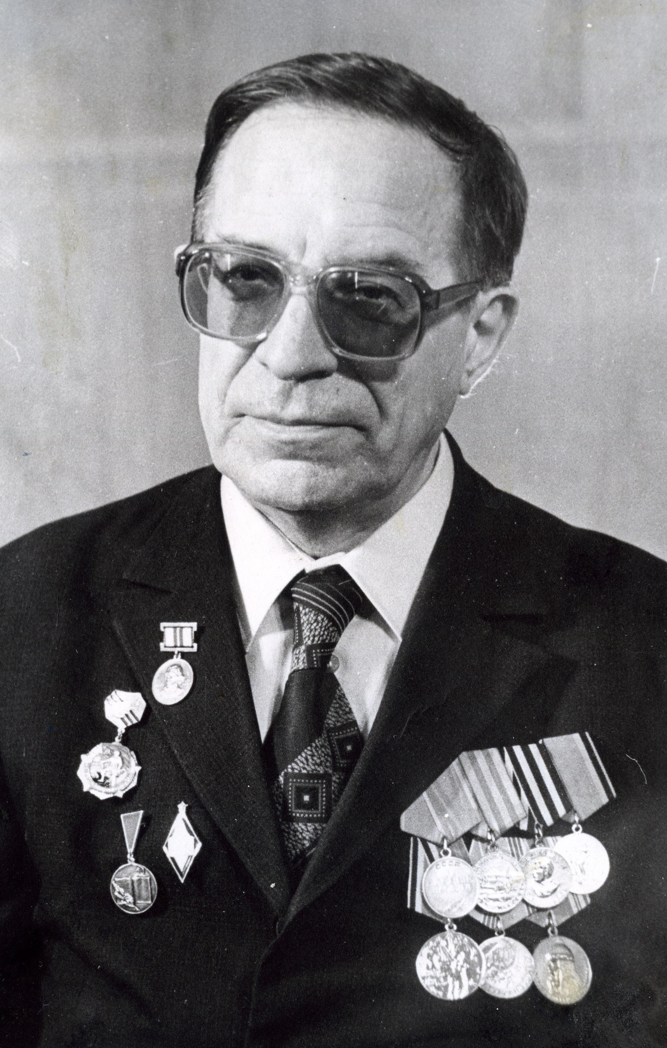 Вячеслав Тимофеевич Базылев